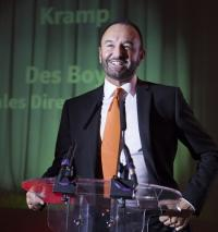 KRAMP UK ANNOUNCED AS PRINCIPAL SPONSOR