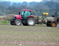 SURGE IN DECEMBER TRACTOR REGISTRATIONS