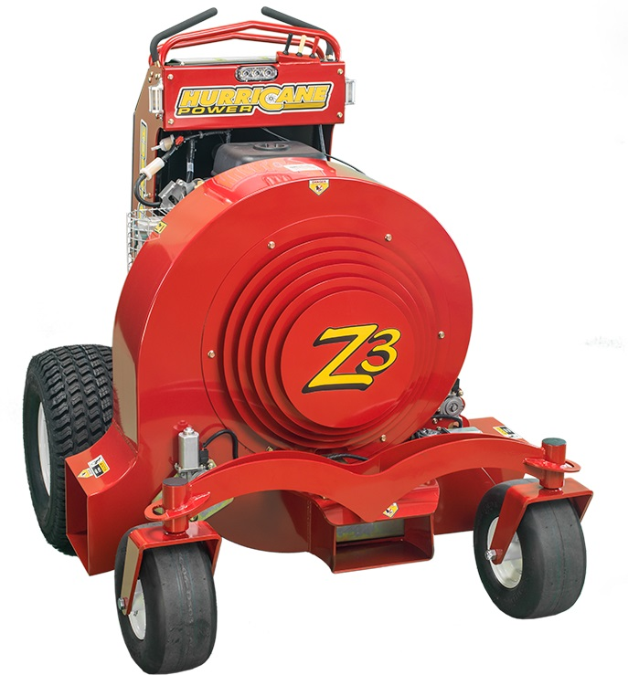 BRIGGS & STRATTON ACQUIRE STAND-ON BLOWER LINE
