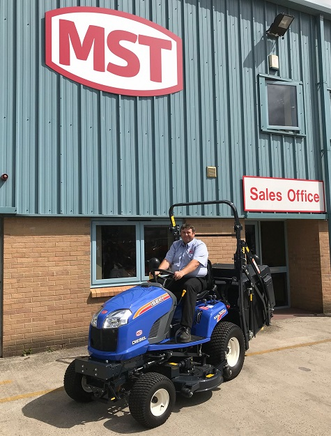 ISEKI EXPAND DEALER NETWORK