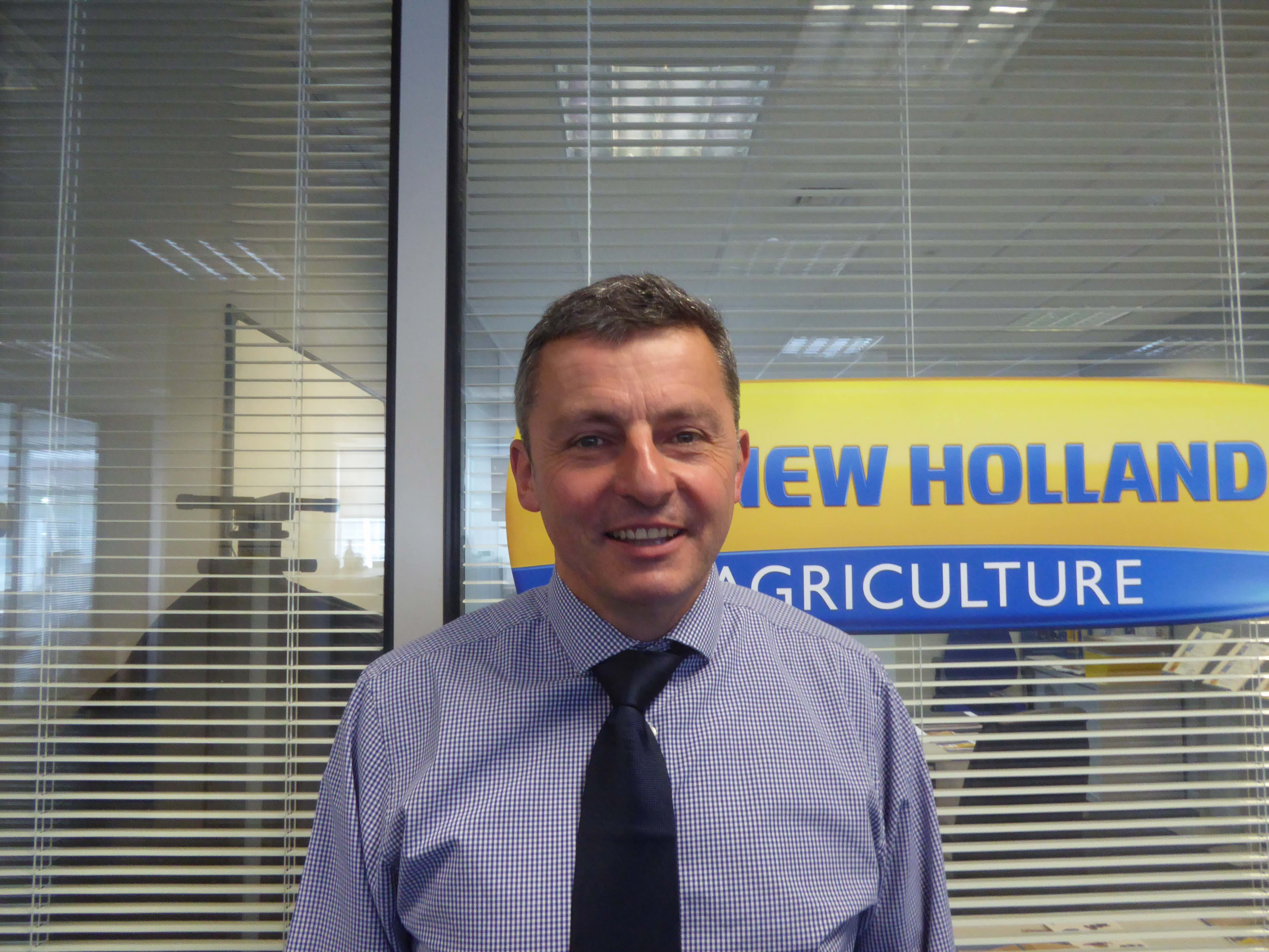 NEW HOLLAND APPOINT BUSINESS DIRECTOR UK & ROI