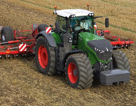 STRONG TRACTOR SALES CONTINUED IN JULY