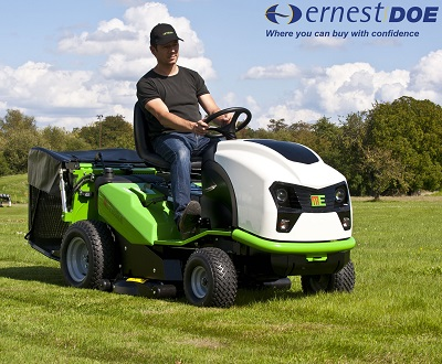 ERNEST DOE IS LATEST ETESIA DEALER