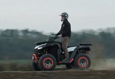 NEW PLAYER IN UK ATV MARKET SAY THEY ARE LOOKING FOR DEALERS